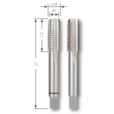 Комплект ручных метчиков DIN 2181 1/ 4 x 28 UNF